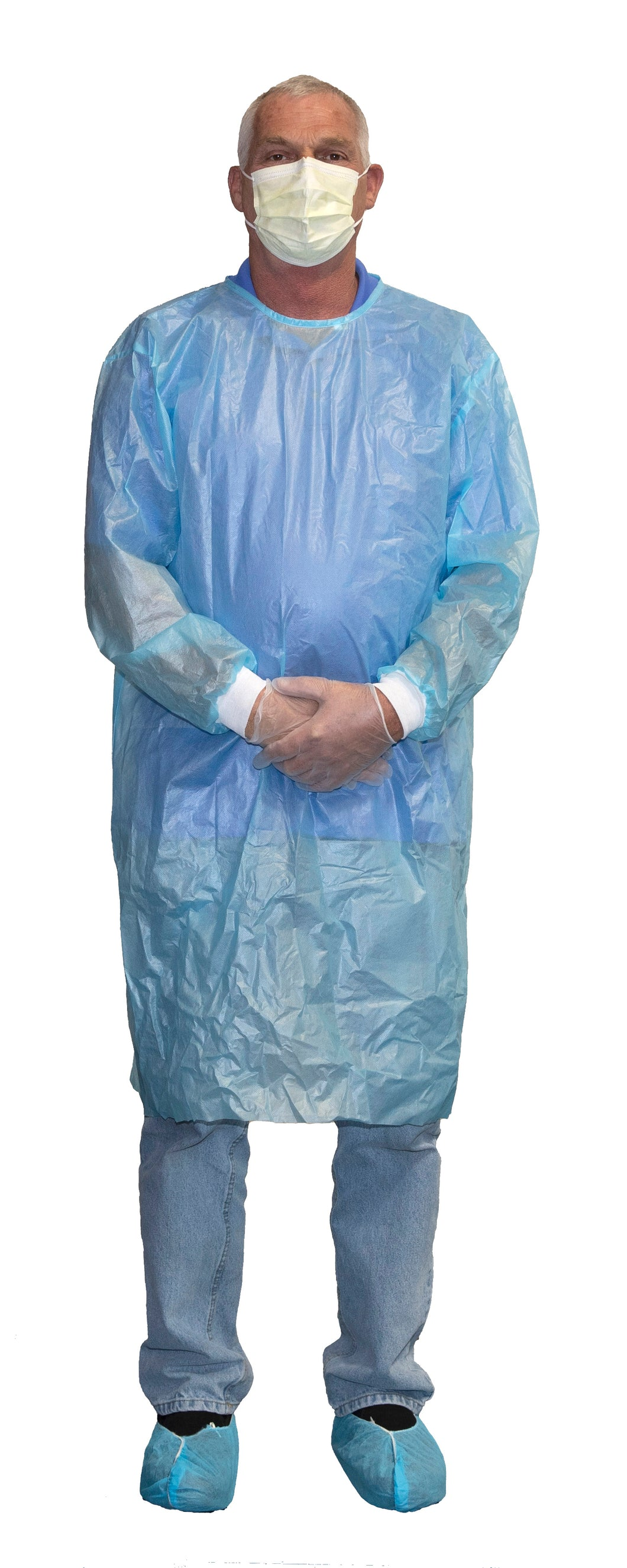 Isolation Gown, Single Use