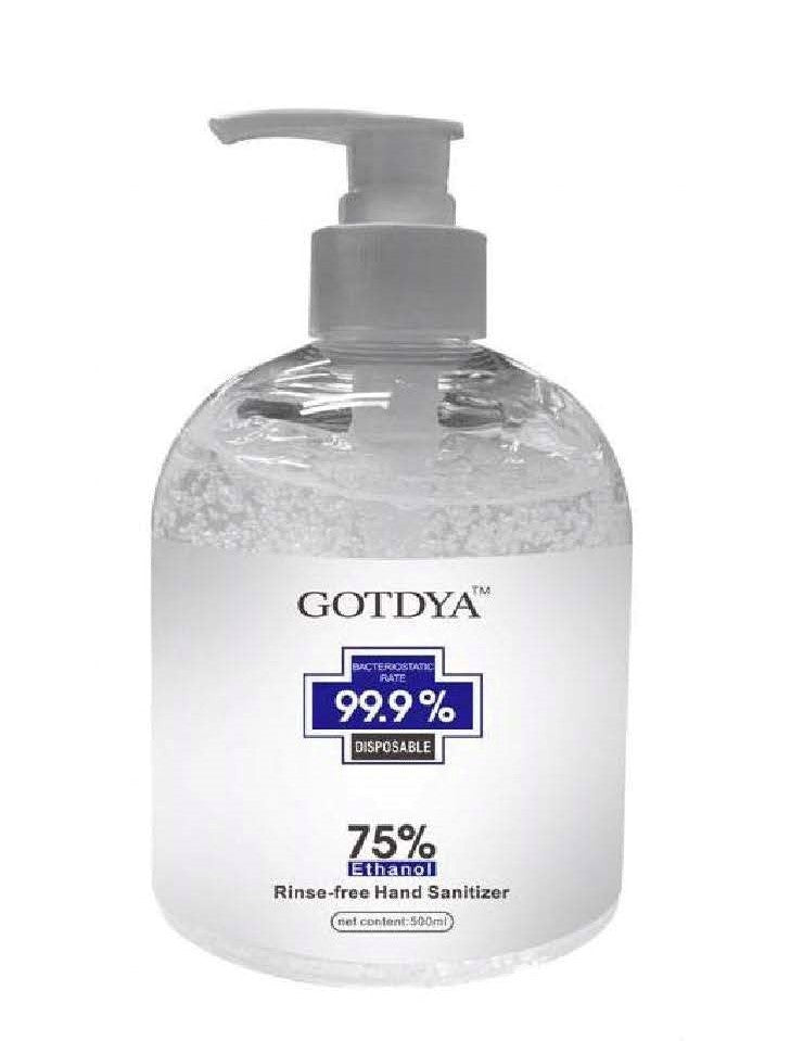 GOTDYA Hand Sanitizer 16.9 fl oz