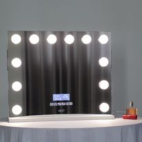 Load image into Gallery viewer, Small Hollywood Vanity Mirror