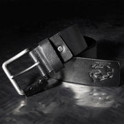 Leather belt Flag - 4SR