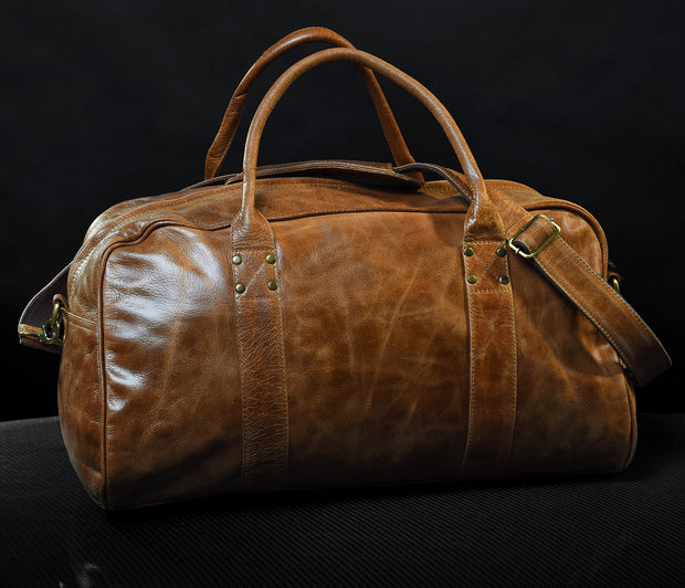 Travel bag Cognac - 4SR