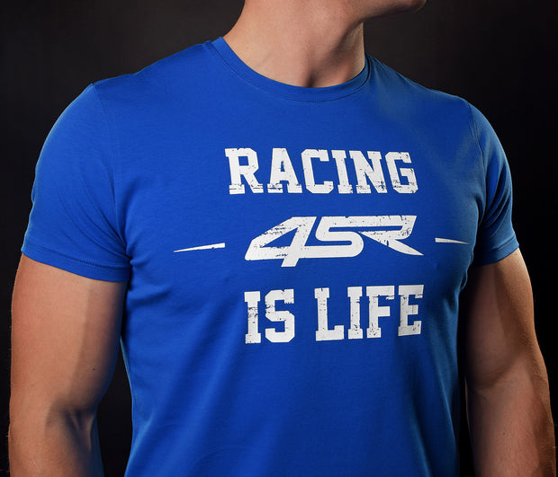T-Shirt Life Blue - 4SR