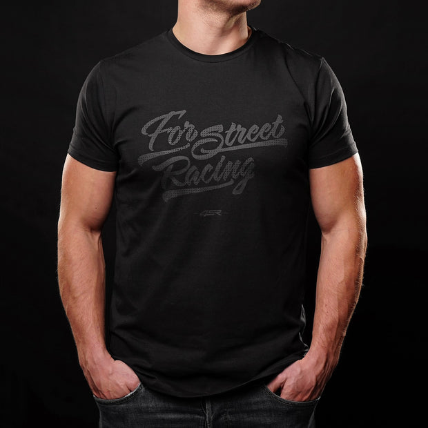 T-Shirt FSR Black - 4SR