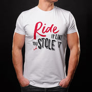 T-Shirt Ride It - 4SR