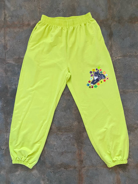 1 Photo Pet Pants Sweatpants