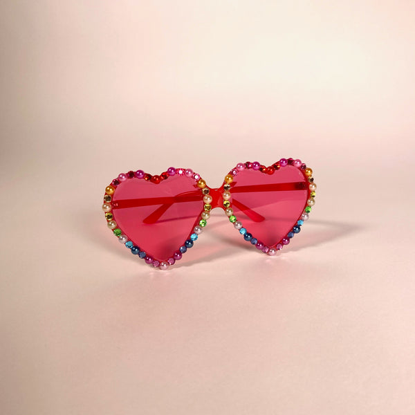 Diva Shades - Rainbow Hearts