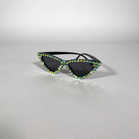 Diva Shades - Green Sparkle