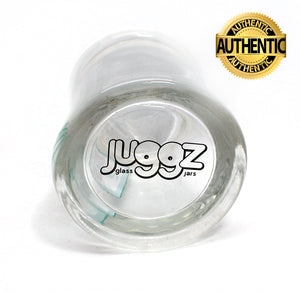 JUGGZ glass jars 1/2 Oz