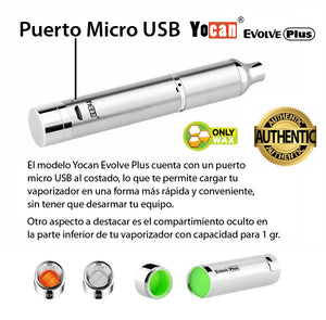 YOCAN EVOLVE PLUS micro usb