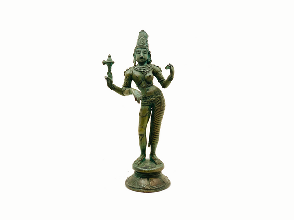 Ardhnareshwara (Metal)