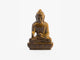 Sitting Buddha - Tiger Eye