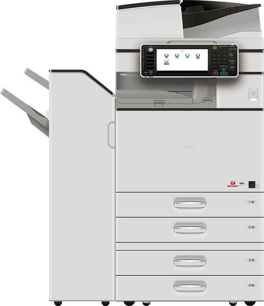 Where To Buy Repossessed Copier? Ricoh MP 5054 B/W Copier