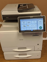 Load image into Gallery viewer, Ricoh MP C307 Color Laser Multifunction Printer LIKE NEW ONLY 4K COUNTER