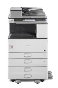 Pre-Owned MP 2852 B/W Multi-function 4 Trays Copier
