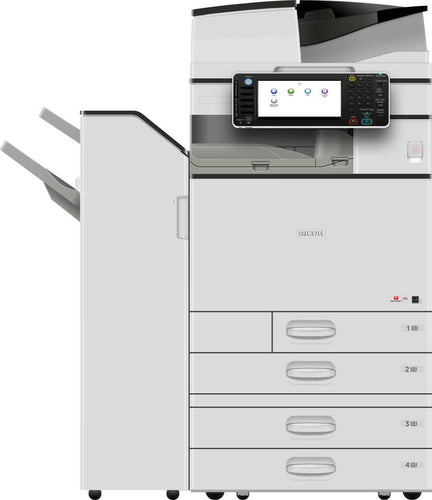 Repossessed MP 4503 Colour Copier Lease From $81/month