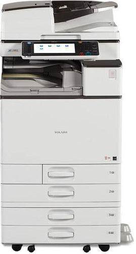 Ricoh MP C4503 Colour Copy/Print/Scan/Fax 4 Trays & Postscript