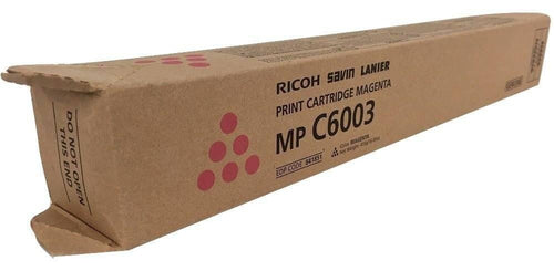 Ricoh Genuine MP C6003 Print Cartridge 841851 Magenta