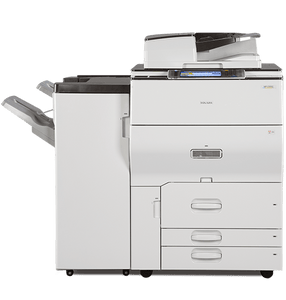 Pre-Owned MP C6502 Colour Copy/Print/Scan/Fax Copier