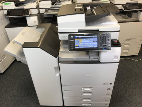 Ricoh MP 5054 B/W Copier Lease from $73/month