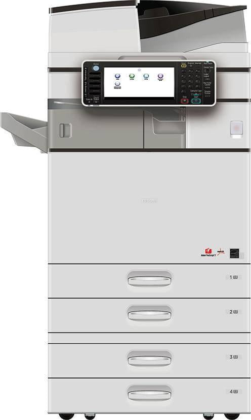 Ricoh MP 5054 B/W Multi-function Copy/Print/Scan/Fax with internal finisher Newer Model