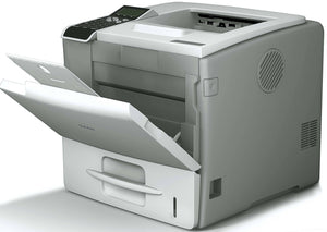 Demo Ricoh Aficio SP 5210DN B&W Laser Printer with 2 trays Only 1.7K prints