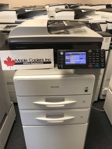 MP 301 B/W Laser Multifunction Printer ONLY 5.5K COUNTER