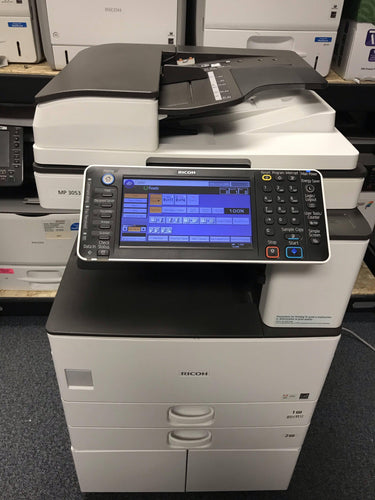 Ricoh MP 3053 B/W Multi-Function 11 X 17 Pre-Owned