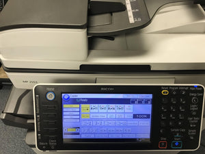Ricoh MP 2553 B/W Multi-function Copier
