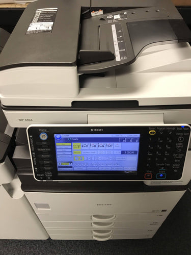 Repossessed MP 3353 B/W Copier From $39/month