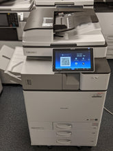 Load image into Gallery viewer, Ricoh MP C2504 Multifunction Color Copier Only 46K Meter 12 x 18