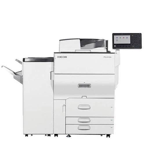 Ricoh Pro C5100S Pre-Owned Production machine with Fiery ONLY 95K Count