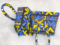 Ankara mini bag - ASHLEY