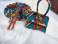 Ankara Mini bag - ADEAPE NA