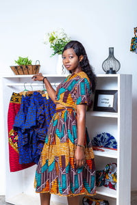 Ankara 2 pieces