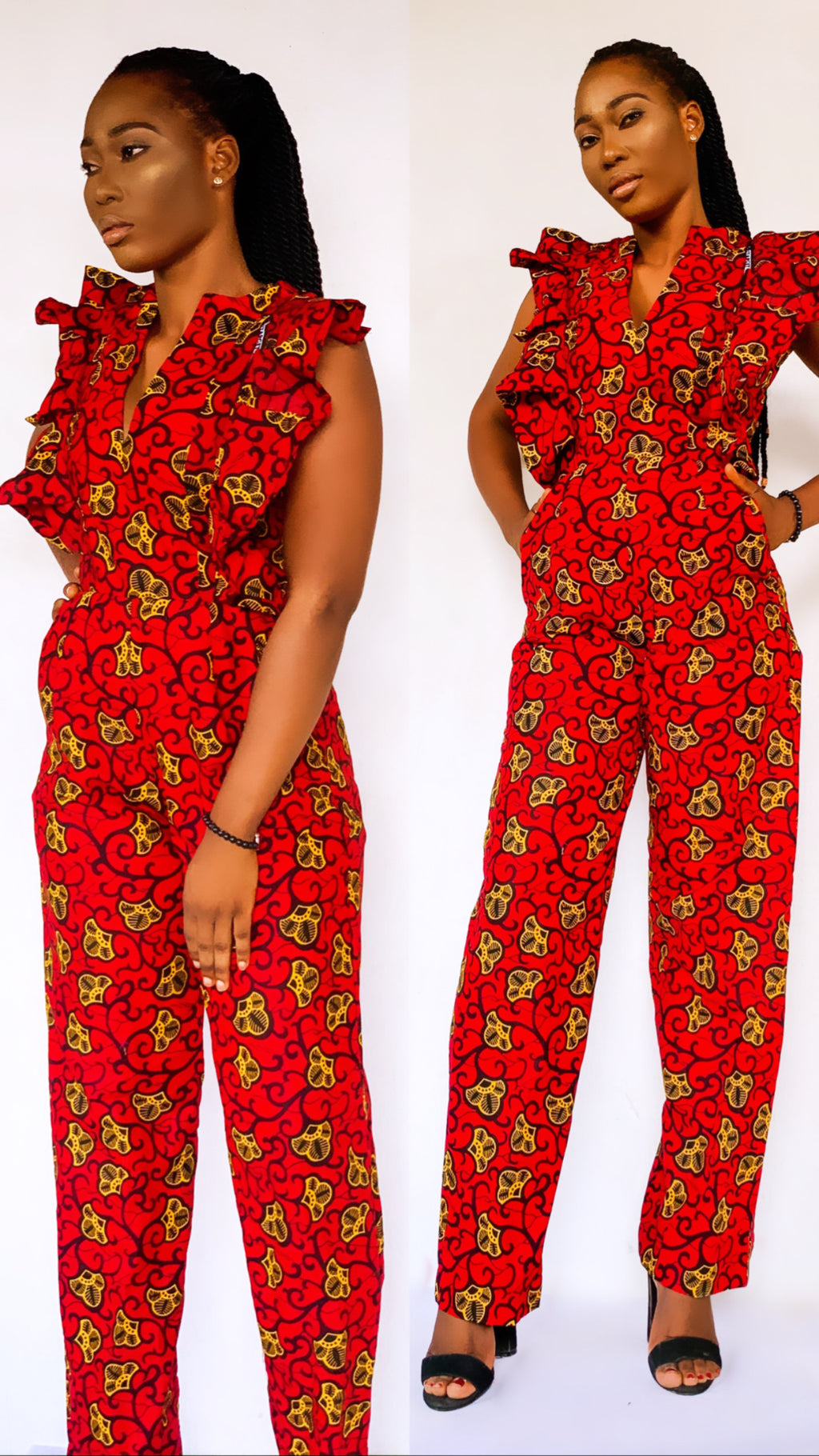 CINDY ANKARA JUMPSUIT