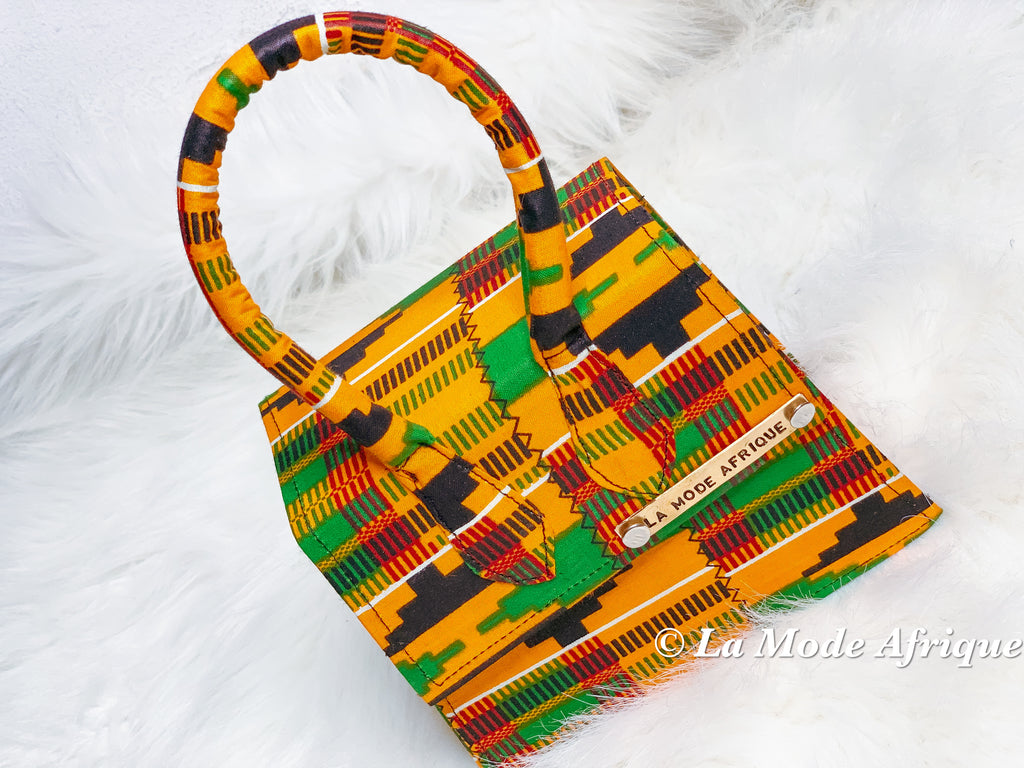 Kente Mini bag