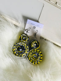 aseda-ben - Circle of life- earrings