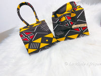 Ankara mini bag - Ohemaa