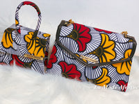 Ankara mini bag - Jolly