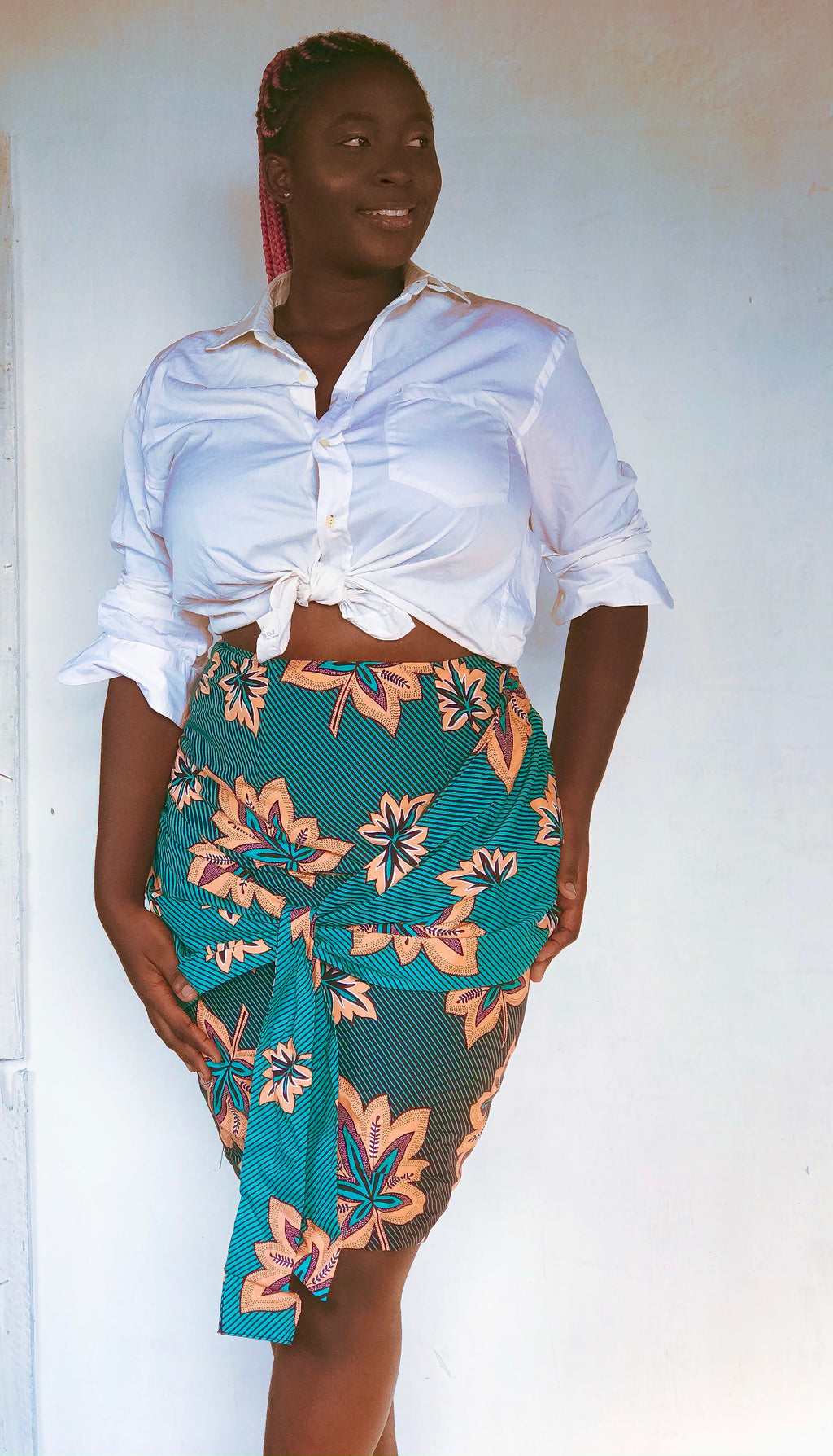 FIONA PENCIL SKIRT