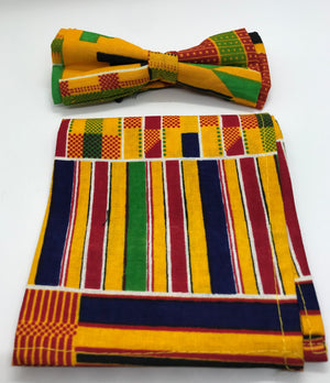 Gift Box - Kente (Ties Only)