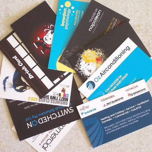 Collections better business cards melbourne business cards melbourne reheart Images