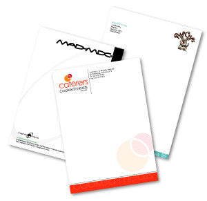 Letterhead - White Bond or Recycled Off-White - Better Business Cards