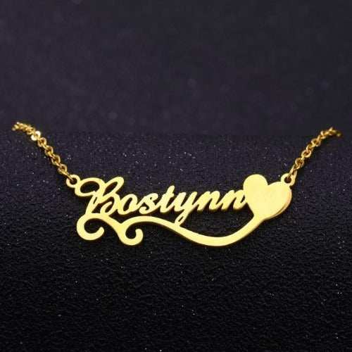 TrulyCraved Classic Name Necklace
