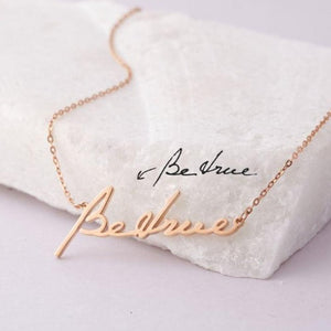 TrulyCraved Signature Name Necklace