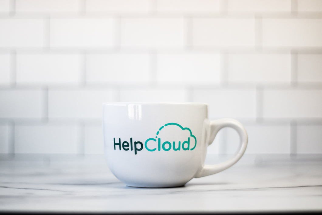 HelpCloud 17oz Mug
