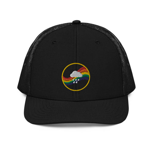 HelpCloud Rainbow Hat