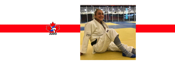 EC3D is Judo Canada's new official supplier of compression garments