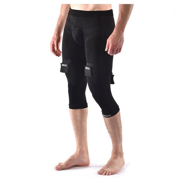 3D PRO Hockey Compression 3/4 Pants