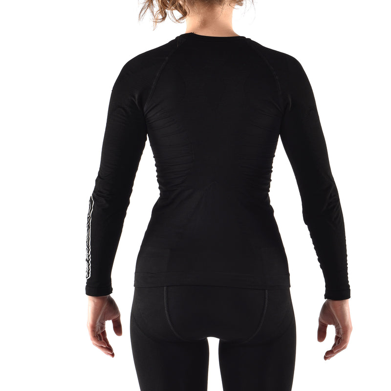 3D PRO COMPRESSION  LONG SLEEVE SHIRT